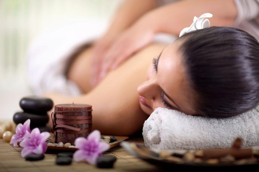 massage anti-stress