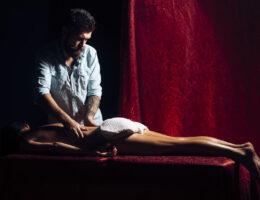 massage réflexologique